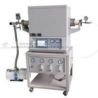 high tempeature CVD tube furnace
