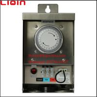cETLus 1838 low voltage outdoor landscape lighting transformer