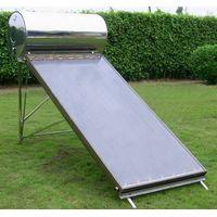 flat plate solar energy water heater-cc