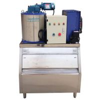 SINDEICE 300kg/24h flake ice making machine