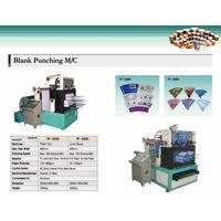 Paper punching(Die cut) machine thumbnail image