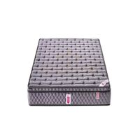 9' Natural Latex Mattress,Independently Encased Coils Innerspring Mattress,All Sizes,Not Sagging and