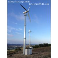 YANENG 20kw wind turbine, elecrtic pitch control, electric yawing for farm, industry thumbnail image