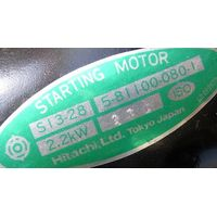 STRATING MOTOR STARTER HITACHI