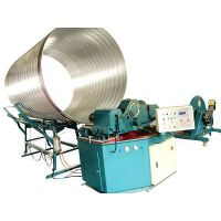 spiral pipe forming machine/dust collected machine