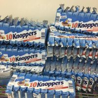 KNOPPERS 10 PACKS thumbnail image