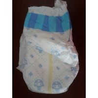 Cheap baby diaper in bale
