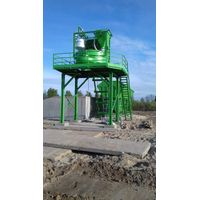 High capacity T-90 (90m3/h) STATIONARY CONCRETE PLANT