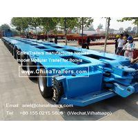 Nicolas modular trailer