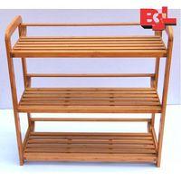 Bamboo Shelf & Rack