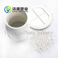 White color rigid pvc compounds for pipe and fittings