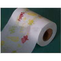 PE breathable film used in diaper backsheet