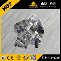 supply PC200-8 excavator parts fuel injection pump 6754-71-1310 thumbnail image