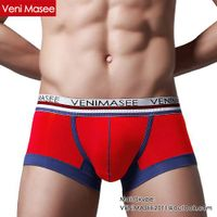 high quality sexy fashion boxers brand men underwear wholesale manufacturer