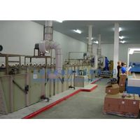 Cosmetic Glass Bottle Frosting Machine