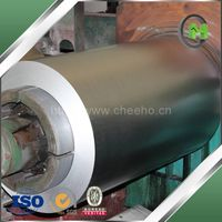 Ventilation Exhaust Fan Used DX51D Galvanized Sheet GI Coil from Jiangyin