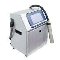 Plastic printing Low Price Leadtech Brand CIJ printer
