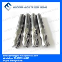 Tungsten Carbide End Mills