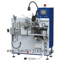Automatic welding machine for saw blade