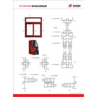 China top aluminium profile supplier, sliding window and door profile thumbnail image