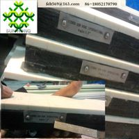 Paper Machine dewatering elements  Suction Box Cover manufacturer