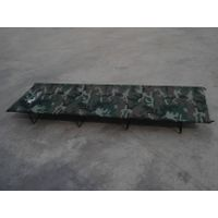 4 legs camp cot for Camping and outdoor use