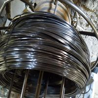 Cold Rolled Surface High Carbon Flat Steel Wire 6mm thumbnail image