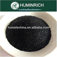 Water Soluble Humic Acid Powder/Flake Organic Fertilizer