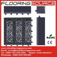 Modular Tile Floor Mats Interlocking Heavy Duty outdoor Carpeting