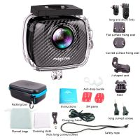 Hot Selling Magicsee New Coming 720 VR Camera Dual lens 360 Panoramic Camera P3 4k photo outdoor