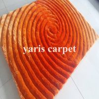 Hand Made High Quality Polyester Shaggy Carpet