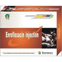 Antibacterial Enrofloxacin Injection