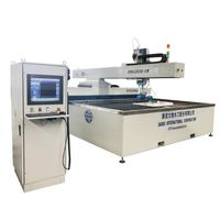 DWJ2030-FB AB 5 AXIS WATERJET CUTTING MACHINE