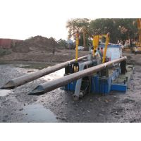 Dismountable Cuter Suction Dredger