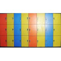 waterproof HPL decorative storage locker cabinet