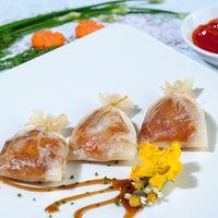 Sour & Sweet Shrimp Wonton