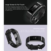 Fitness tracker, smart band, smart watch, waterproof IP67