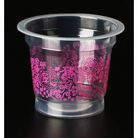 150ml 5oz pp plastic yoghurt cup