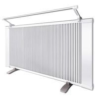 DUOLANG Space Heater Carbon Crystal Electric heating Energy-saving Household Wall-Mounted and Vertic