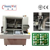CNC Router Machine Automatic PCB Separator, CW-F01-S thumbnail image