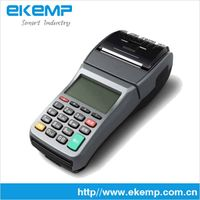 Handheld POS Terminal with Magnetic Card Reader (EP370)