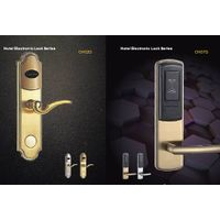 High Quality Electronic RFID card lock hotel door lock with access control thumbnail image
