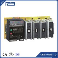 YES1 series M type dual-power automatic transfer switch 630A-1600A