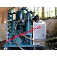 transformer oil purification plant,Cable Oil Vacuum Dehydrator for Power Station removing water and thumbnail image