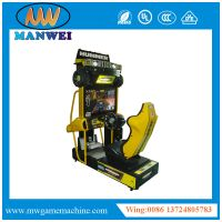 New Product Arcades Game Machine Hummer for Theme Park