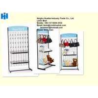 Assembling display rack with wire tray thumbnail image