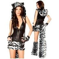 tiger animal cosplay halloween costume