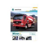 SINOTRUK WOHO  mixer truck