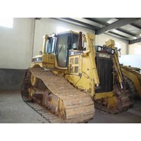 Used Caterpillar Bulldozer D6R LGP bulldozer year 2003 used 8100 hours