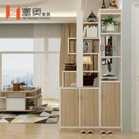 All Aluminum Living Room Furniture Entrance Decorative Cabinet thumbnail image